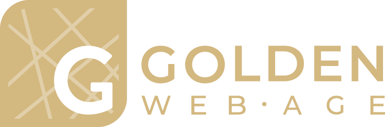 Golden Web Age Logo